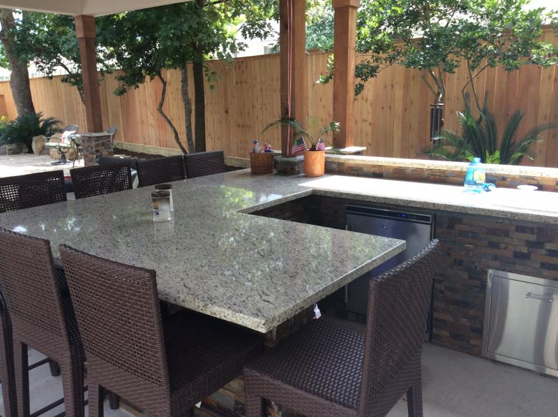 Perfect Design Patios Kitchens And Grills